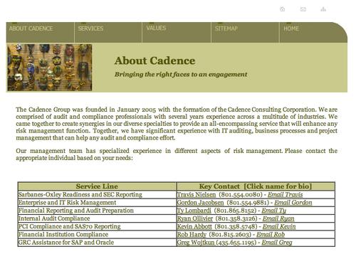 The Cadence Group